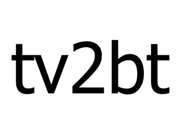 tv2bt: Changing the config
